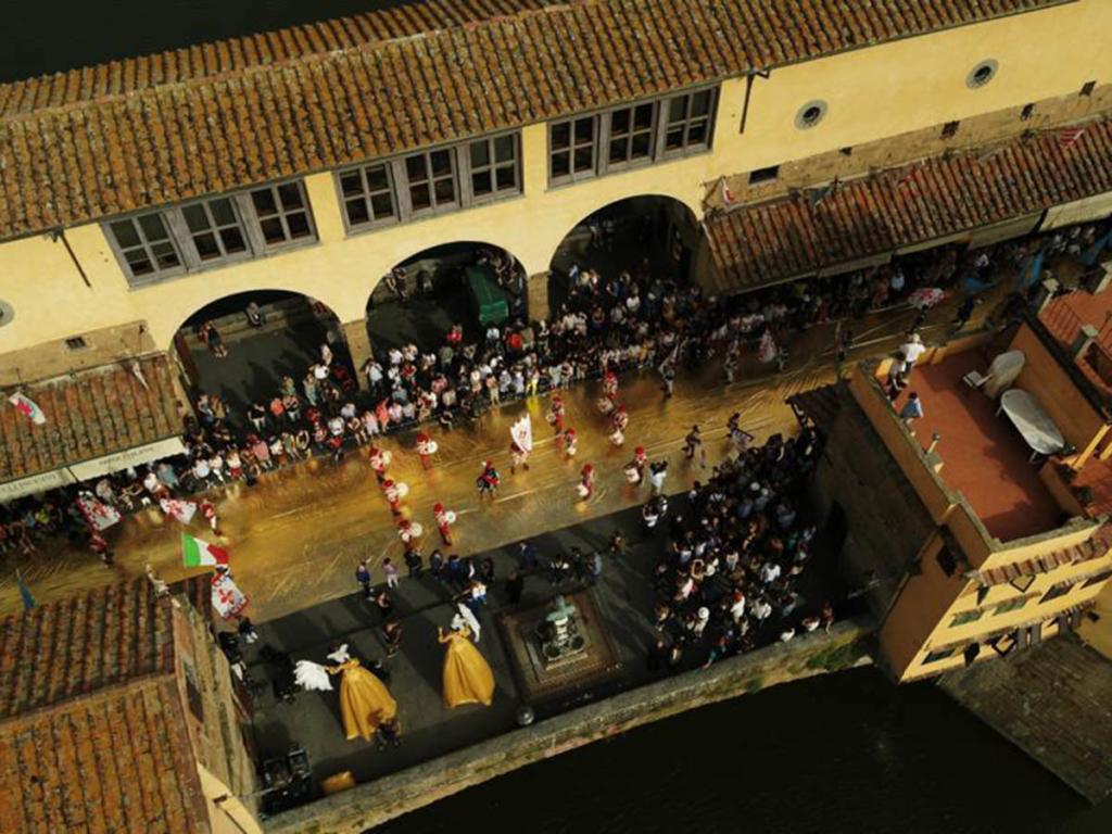 Ponte Vecchio Oltrarno Firenze