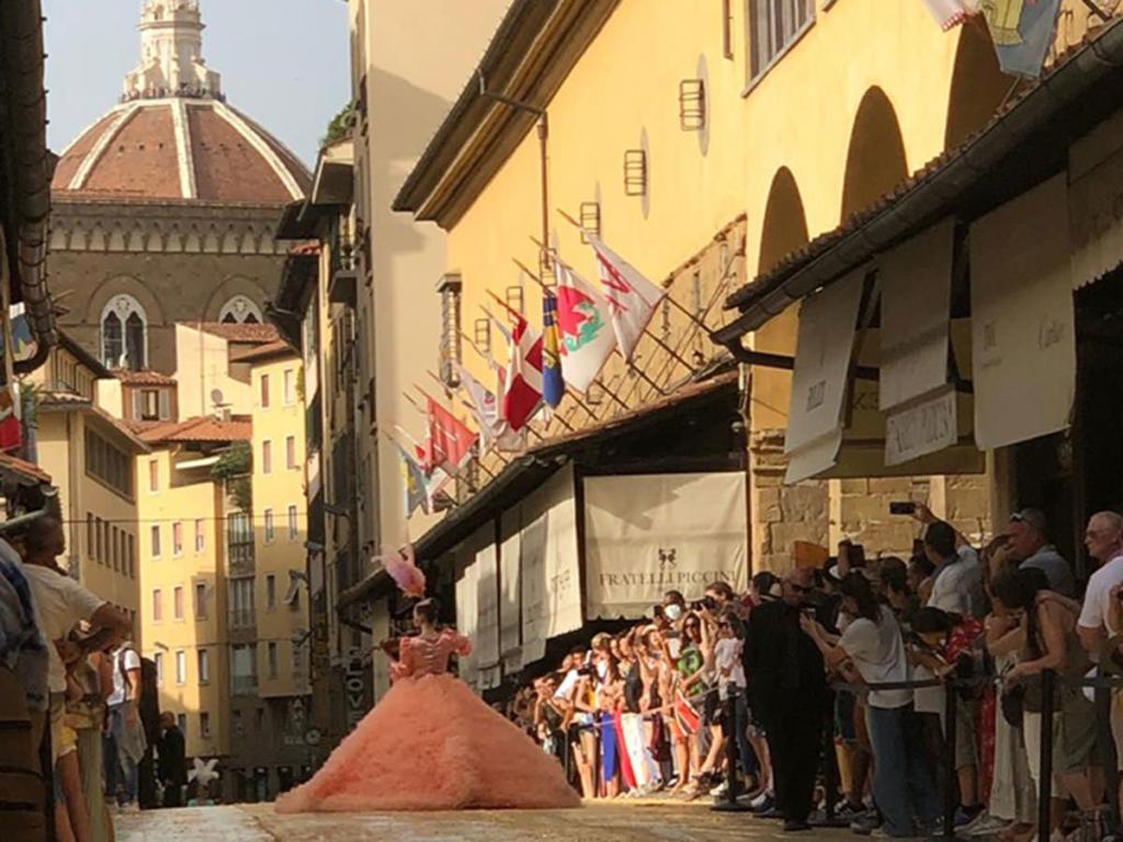 Evento Pitti Immagine Oltrarno
